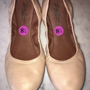 Lucky Brand Nude Ballet Flats💕